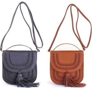 BROOKLYN Crossbody Bag - 3 colors